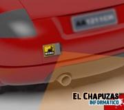 Easpace: Cuando los airbags van por fuera
