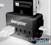 Energizer lanzará a la venta un cargador exclusivo para dispositivos iOS