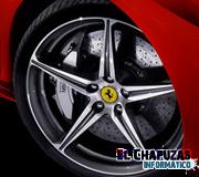 Logo Ferrari 458 Spider