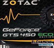 Zotac anuncia su tarjeta gráfica GeForce GTS 450 ECO Edition