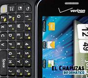 Se filtran imágenes de un LG con teclado QWERTY y Android 2.3