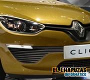 Primeras fotos del nuevo Renault Clio