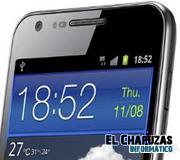 Logo Samsung Galaxy S II LTE