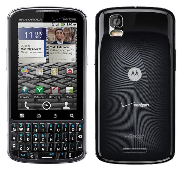 Motorola DROID PRO 0