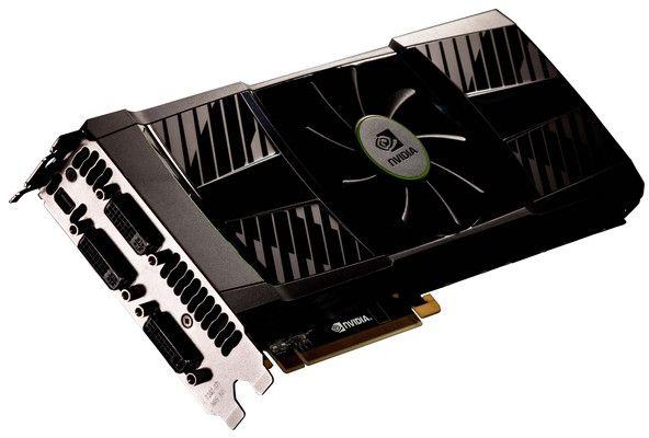 Nvidia GTX 590 0