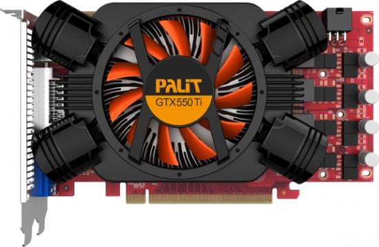 Palit GTX 550 Ti 12