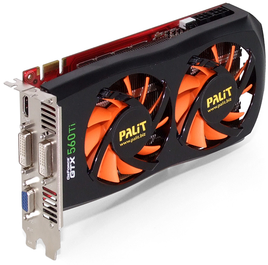 Palit GTX 560 Ti Sonic 14