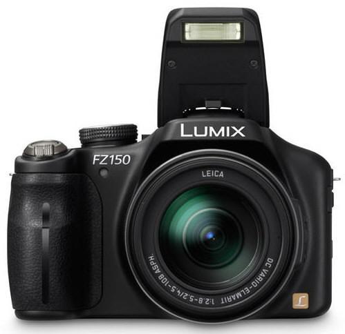Panasonic Lumix FZ150 0