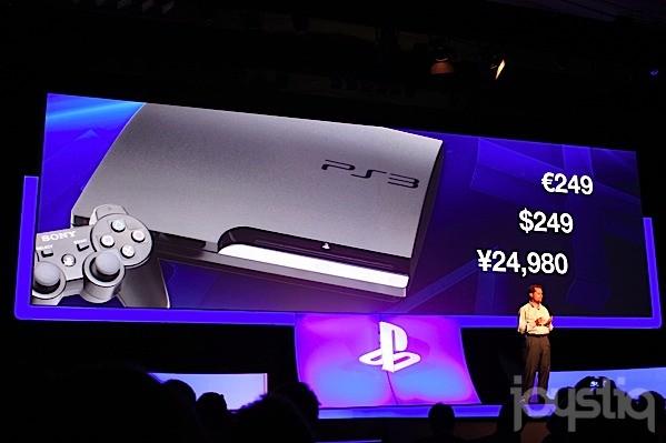 PlayStation 3 Rebaja Gamescon 0