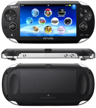 PlayStation Vita b La PlayStation Vita no termina de despegar en Japón