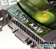 Point of View lanza una GeForce GTX 550 Ti con 4GB DDR3
