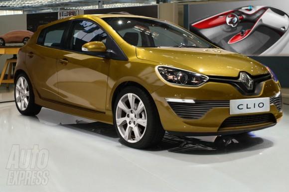 Renault Clio 2011 0