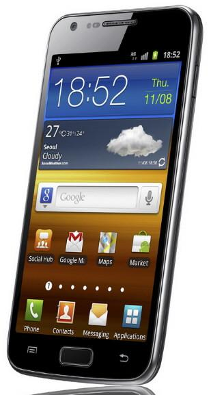 Samsung Galaxy S II LTE 0