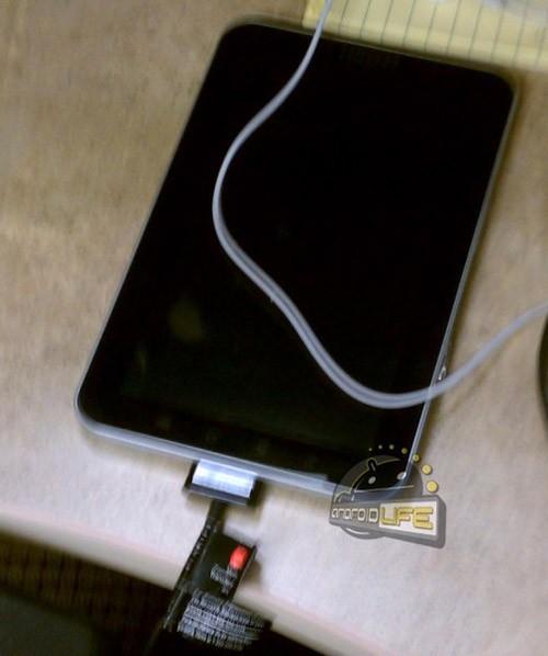 Samsung Galaxy TAB 7.7 a 1