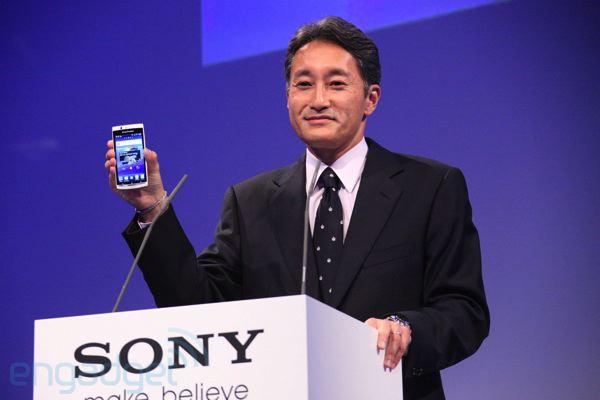 Sony Ericsson Xperia Arc S 01 0