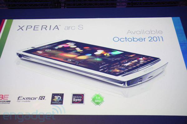 Sony Ericsson Xperia Arc S 02 2