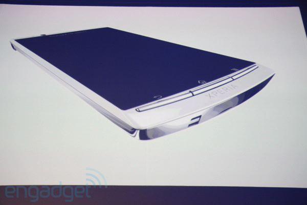 Sony Ericsson Xperia Arc S 1