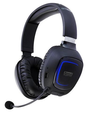 Sound Blaster Tactic3D Omega 0