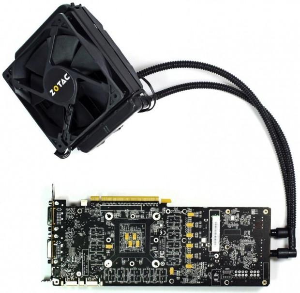 Zotac GeForce GTX 580 Infinity Edition 3 e1312459094637 Zotac desarrolla una GeForce GTX 580 refrigerada por CoolIT