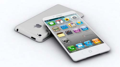 iPhone 5 render 0