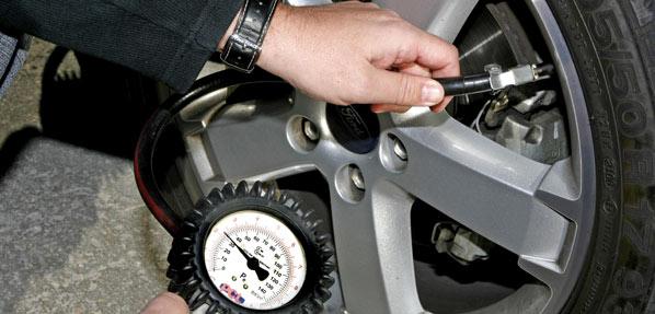 presion neumaticos Goodyear venderá neumáticos con inflado automático