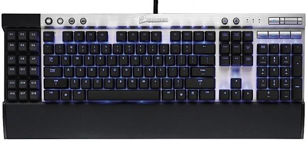 Corsair Vengeance K90 a e1316184948810 Corsair lanza los ratones y teclados de la serie Vengeance
