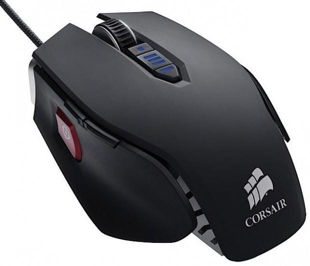 Corsair Vengeance M60 e1316184762744 Corsair lanza los ratones y teclados de la serie Vengeance