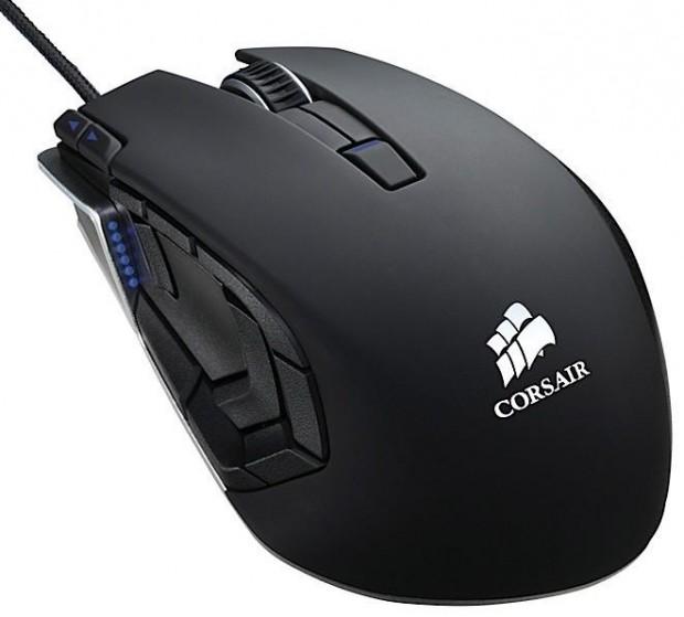 Corsair Vengeance M90 e1316184794796 Corsair lanza los ratones y teclados de la serie Vengeance