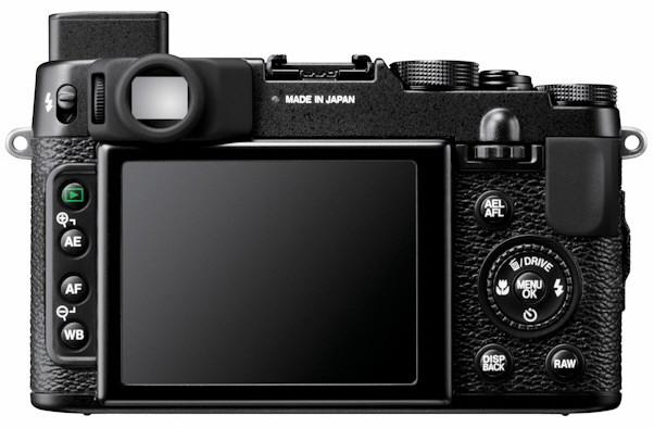 Fujifilm X10 A 1