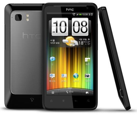 HTC Raider 4G 2 1