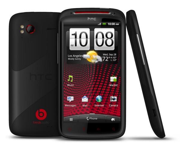 HTC Sensation XE 0