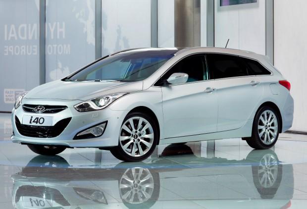Hyundai i40 CW 1 e1315606498700 Hyundai i40 CW con un único motor diésel para España
