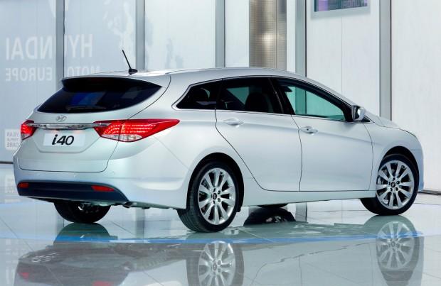 Hyundai i40 CW 2 e1315606533472 Hyundai i40 CW con un único motor diésel para España