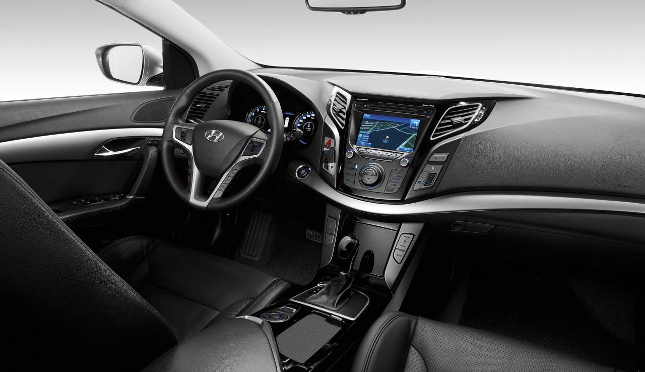 Hyundai I40 Cw Con Un 250 Nico Motor Di 233 Sel Para Espa 241 A