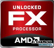 Logo AMD FX