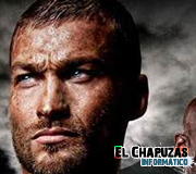 Fallece Andy Whitfield 'Spartacus'
