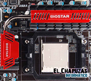 Biostar desvela la TA990FXE para AM3+