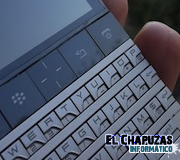 ¡Una BlackBerry salvaje apareció!
