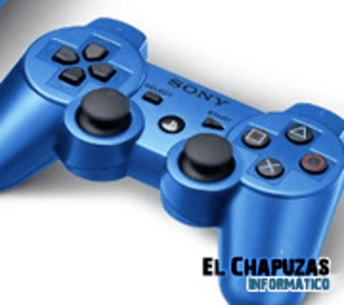 Sony PlayStation 3 llegará en color rojo y azul en Noviembre