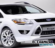 El Ford Kuga Individual aterriza en España