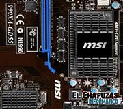 MSI lista para lanzar dos nuevas placas: 990XA-GD55 & 990FXA-GD70