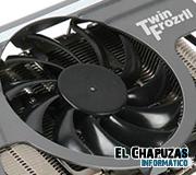 Logo MSI GeForce GTX 560 Ti Twin Frozr II