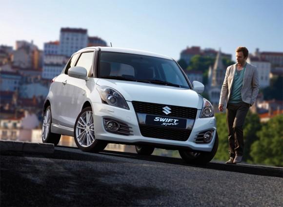 Nuevo Suzuki Swift Sport 1 Más detalles del Suzuki Swift Sport en el Salón de Frankfurt