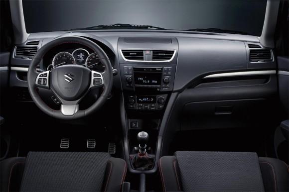 Nuevo Suzuki Swift Sport 4 Más detalles del Suzuki Swift Sport en el Salón de Frankfurt