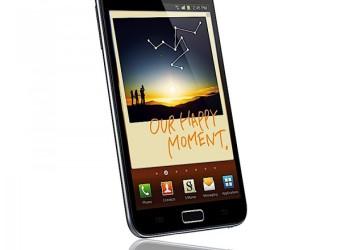 Samsung Galaxy Note 2 con el SoC Quadcore Exynos 4412