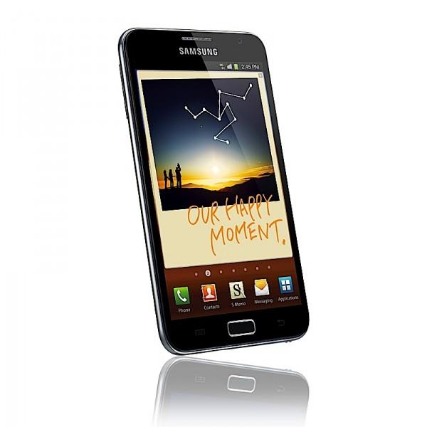 Samsung Galaxy Note e1314885716344 Actualización ICS para el Samsung Galaxy Note retrasada