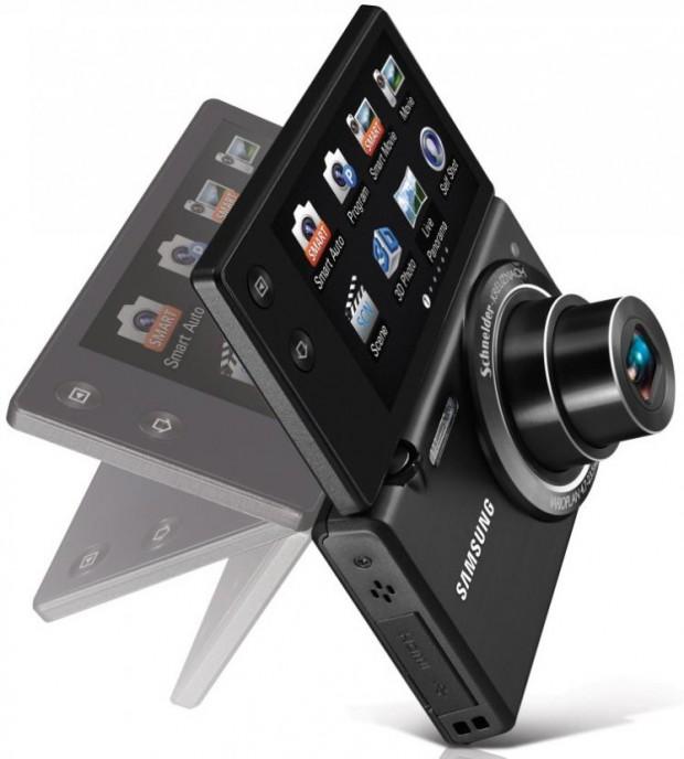 Samsung MV800 e1314876739936 Samsung revela sus nuevas cámaras compactas WB750 & MV800