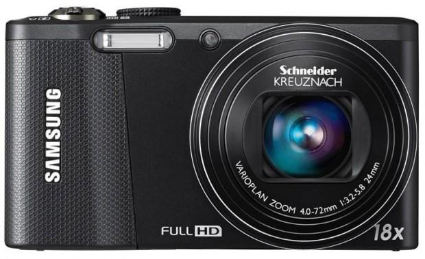 Samsung WB750 e1314876695500 Samsung revela sus nuevas cámaras compactas WB750 & MV800