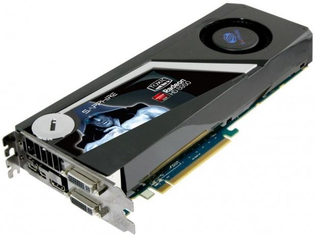 Sapphire Radeon HD 6950 Toxic 0