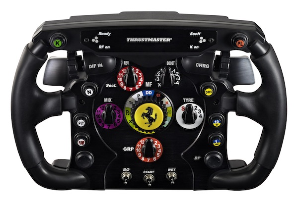 Thrustmaster Ferrari F1 Wheel Add On 1 0